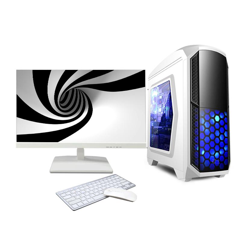 Oem durable 24 inch chơi game máy tính để máy tính pc i7