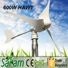 600W Off-grid Home Wind Solar Hybrid Power System