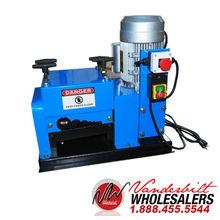 Blu Thunder Wire Stripper Machine