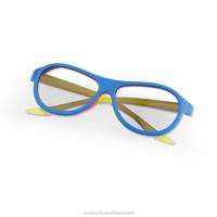 wholesale passive 3d glasses china price/OEM cheap 3d glasses for sale/Passive 3d theater movie glasses