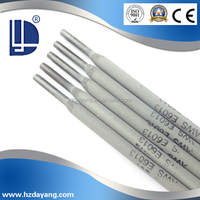 Carbon Steel Welding Electrode Aws E6013 Arc Welding Electrode Rutile Type A5.1 E7018