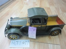 Lmitation Rare Vintage Mechanical Antique Fine Iron car