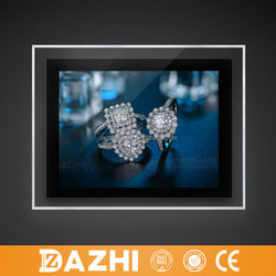 2015 Ceiling Double Sides Magnetic Photo Picture Frame with led light