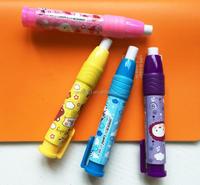 Retractable Pen shape Eraser