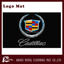 Designer entrance mats with rubber backing/Logo Mat/Nylon Door Mat