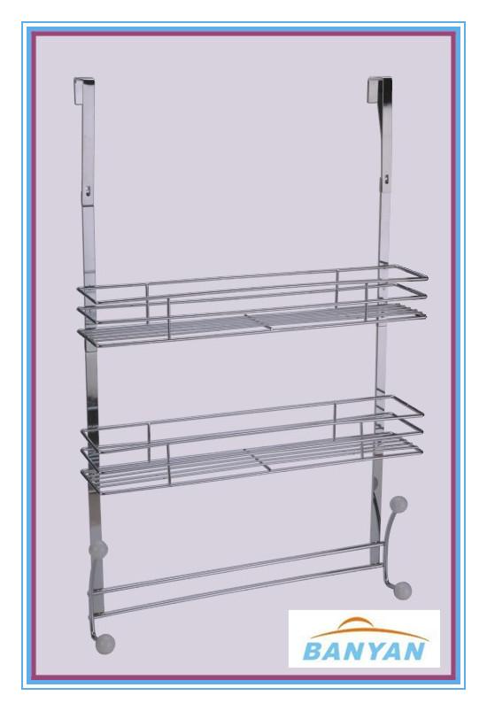 etag re de douche en acier inoxydable etag re salle de. Black Bedroom Furniture Sets. Home Design Ideas