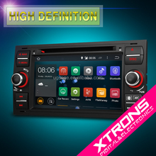 """XTRONS PF70FSFA-B 7"""" Android 4.4.4 Quad-Core car multimedia player for ford with gps Canbus wifi 3G"""