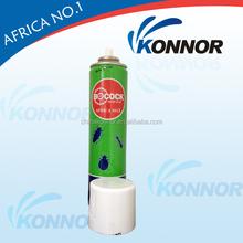 insecticide spray, anti mosquito spray, hot sale mosquito repellent spray
