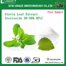Dried Stevia Leaf Extract stevioside 90% rebaudioside C