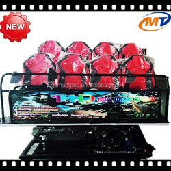 popular amusement park rides 7D cinema theater movie system suppliers 5d mobile theatre for family