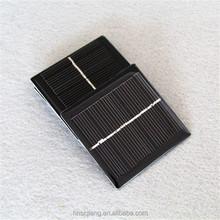 frameless 65*65mm 5v 0.5w small solar panel
