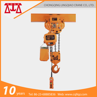 Factory Price High Quality 1 Ton Electric Chain Hoist
