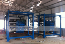 New type design 4 layer multi-shaking table for tin,chrome,zircon ore recovery