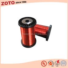 Enamel Copper & Aluminium Magnet Wire PEW enameled aluminum wire 8 gauge