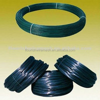 Zhong cheng High Quality 0.6mm/1.0mm--3.0mm/4.0mm Colors PVC Coated Galvanized Binding Wire (0.6mm-4.0mm)