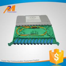 Hot sale manufacturer lc optical fiber adapter