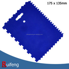 175 x 135mm Plasplug Combination Tile Grout Profiler Filling Adhesive Spreader Squeegee