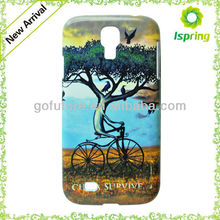 Create fancy cell phone covers