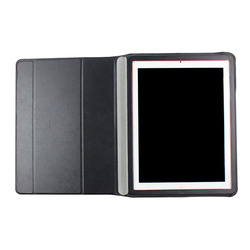 manufacturer of leather case for ipad 5, customized