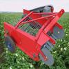 Made in China garlic harvester machine, garlic harvester