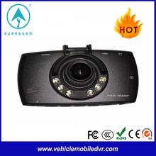 Vehicle incar camera with 1080p Car DVR,car dvr 2 camaras ,dash cam for car