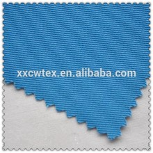 Wholesale multi-functional 100% cotton twill fabric 260gsm flame retardant and water and oil proofing twill for workwear