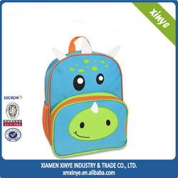 Stylish Cartoon Figures Personal Kid School Backpack