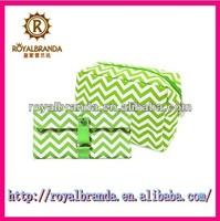 New hot selling promotional modella chevron cosmetcs