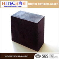high quality and high standard zibo hitech magnesia chrome brick chrome magnesite refractory bricks for cement furnace and lime