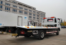 new china cheap price 2ton 3ton road wrecker/towing truck