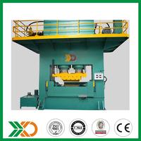 metal hydroforming and press machine 1200T