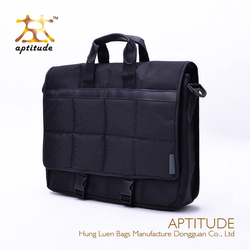 Hot selling, fancy personalized multiple laptop bag computer bag