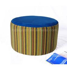 modern round oriental pouf,home goods ottoman