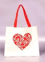 wholesale fashion eco nylon gift shopping bag with logo