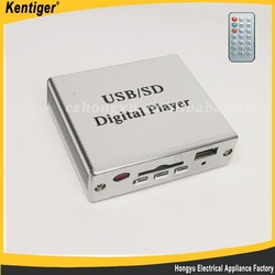 Kentiger hifi Car MP3 player Car Alarm car audio brands