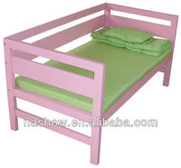 solid wood kid bed