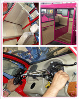 2015 green power quality electric tricycle for passengers YuFeng