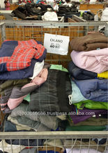 High Quality Australian Second Hand Clothing
