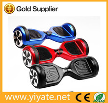 High performance Bluetooth 2 wheel self balancing electric scooter air board scooter hands free scooter hover board