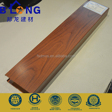 Wholesale Wood Grain Access Panel Aluminum Baffle Ceiling