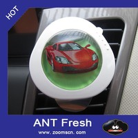 NEW ASSORTED SCENT ARMOR ALL SCENTED OIL CAR AIR FRESHENER VENT CLIPS