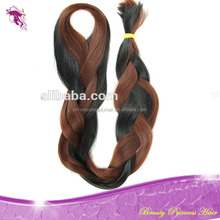"165g ultra braid expression jumbo braid 82"" synthetic braiding hair"