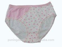 dulce de algodón para damas ropa interior ropa interior