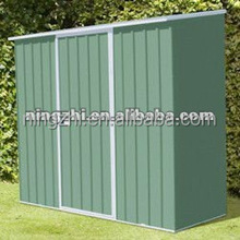 China 2012 hot sale product metal shed