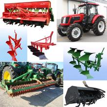 Fazenda de trabalho trator agrícola terras agrícolas trator agrícola