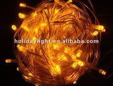 Japan market 110v outdoor christmas PSE led string lighting