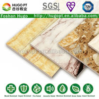 Hot Sale Building Materials Foam Micron Clear Pvc Sheet