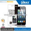 99% Transparent Matte waterproof For mobile phone LCD PET screen protector iPhone 5 5c 5s / screen protector wholesale