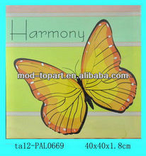 2012 Butterfly led wall art -abstract patterns