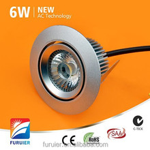 hottest fire rated dimmable cob led downlight